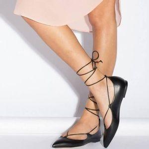 M. Gemi Italian Soft Leather Flats